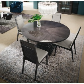 ALF Versilia Contemporary Round Dining Table
