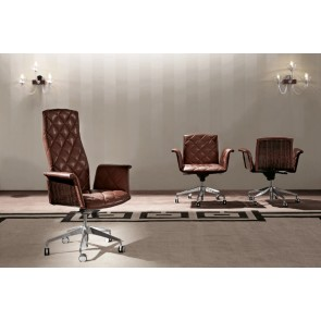 Giorgio Vogue Office  Presidential Office and Guest Chair 5081 / 5083
